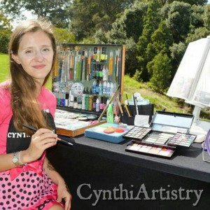 CynthiArtistry - Face Painter in Kamuela, Hawaii
