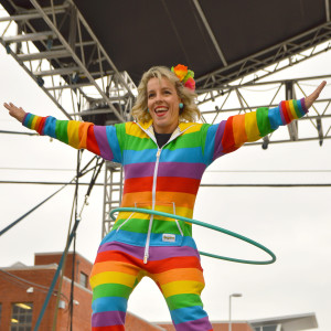 Hooplahoma - Circus Entertainment / Hoop Dancer in Oklahoma City, Oklahoma