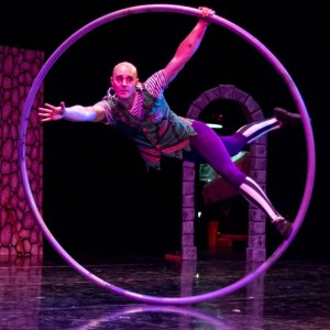 Cyr Wheel Circus  Acrobatics - Acrobat in Portland, Oregon