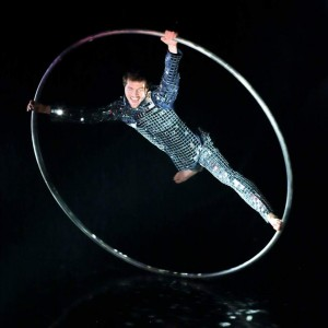 Cyr Wheel - Acrobat in Minneapolis, Minnesota