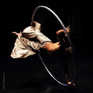 Cyr Wheel - Circus Entertainment / Holiday Entertainment in Minneapolis, Minnesota