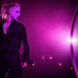 Cyr Wheel - Acrobat / LED Performer in San Francisco, California