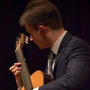Cyrus Wolff - Classical Guitarist in St Paul, Minnesota