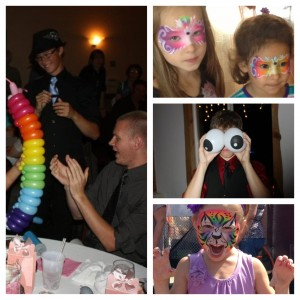 Dabadooya - Balloon Twister / Face Painter in Beloit, Wisconsin