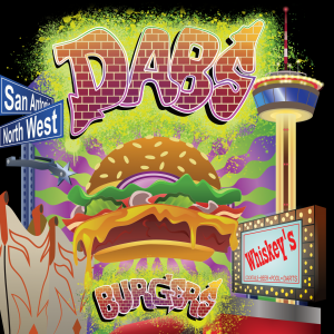Dabs Burgers N More - Caterer in San Antonio, Texas