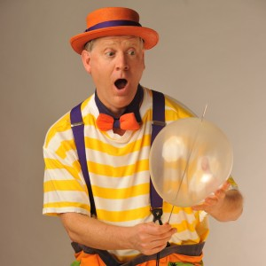 Daffy Dave - Children's Party Magician in Seattle, Washington