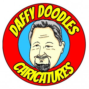 Daffy Doodles Cartoon Portraits (Caricatures)