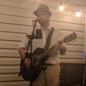 Daglio - Singing Guitarist / Wedding Musicians in Cincinnati, Ohio