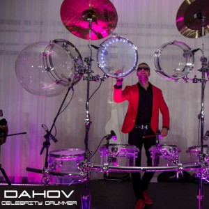 DAHOV - Celebrity Drummer - Drummer / Bar Mitzvah DJ in Los Angeles, California