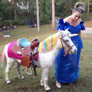 Daisy's Clowns & Entertainers - Pony Party in Knoxville, Tennessee