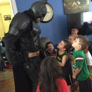 Bat Superhero - Superhero Party in Anaheim, California