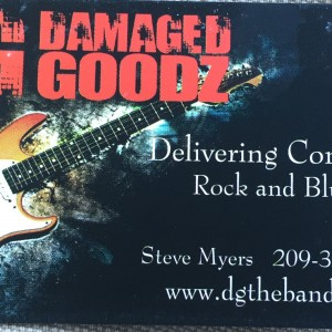Damaged Goodz - Classic Rock Band in McClellan Park, California