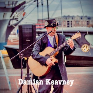 Damian Keavney - Guitarist in Baltimore, Maryland