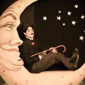 Damian Blake - Charlie Chaplin Impersonator / Clown in Kansas City, Missouri