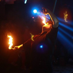 Damien Flame - Fire Performer in Toronto, Ontario