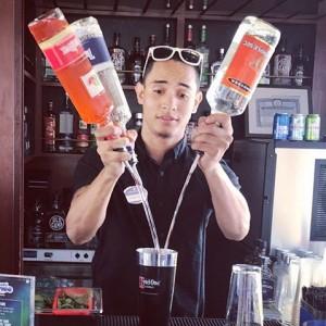 Damon - Flair Bartender / Bartender in Jamaica, New York