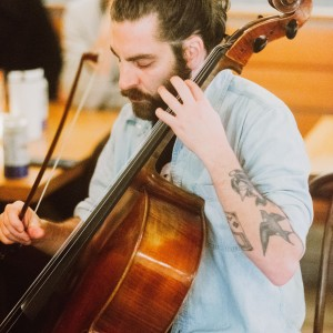 Dan Bindschedler - Cellist in Brooklyn, New York