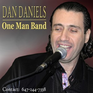 Dan Daniels - Multi-Instrumentalist / One Man Band in Toronto, Ontario
