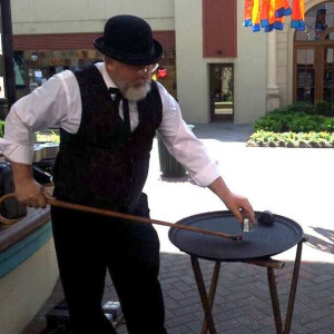 Dan Garner - Strolling/Close-up Magician / Halloween Party Entertainment in Haughton, Louisiana