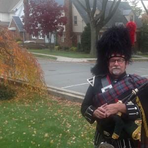 Dan McNamara, Bagpiper - Bagpiper in Kearny, New Jersey