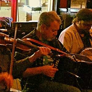 Dan Possumato and Friends - Celtic Music in Brunswick, Maine