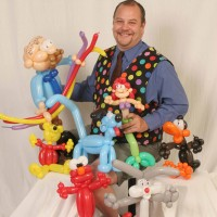 Dan the Balloon Man - Balloon Twister in Edmonton, Alberta