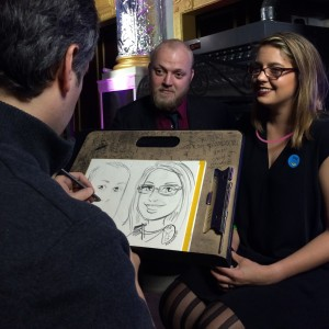 Dan Wild, Illustrator, Designer and Caricaturist - Caricaturist / Wedding Entertainment in Champaign, Illinois
