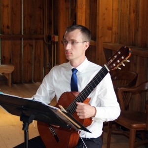 Dan Willer - Classical Guitarist in Toronto, Ontario