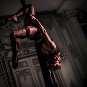 Dana Abrassart - Aerialist in Brooklyn, New York