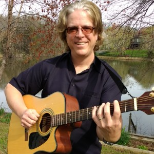Dana Bearror - Singing Guitarist / 1970s Era Entertainment in Winston-Salem, North Carolina