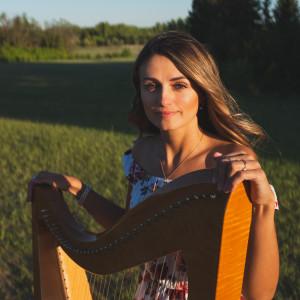 Dana Kowalsky - Harpist in Winnipeg, Manitoba