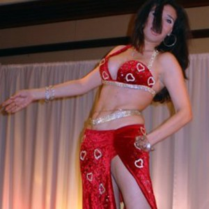 Asia - Belly Dancer in Ukiah, California