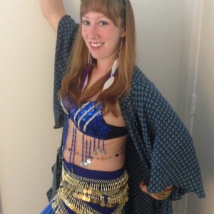 Belly Dancing by Anya