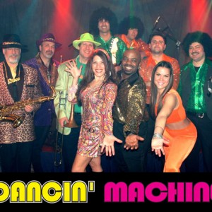 Dancin' Machine - Disco Band in New York City, New York