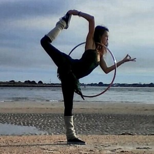Dancing Dreams - Hoop Dancer in St Augustine, Florida