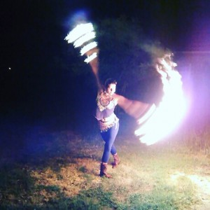 Dancing Ember Entertainment - Fire Performer in San Juan, Puerto Rico