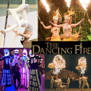 The Dancing Fire Entertainment - Fire Performer / Acrobat in Los Angeles, California