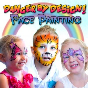 Danger By Design - Face Painter / Children's Party Entertainment in Victoria, British Columbia