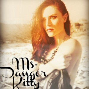 Danger Kitty.  Edgy Burlesque performer/singer - Burlesque Entertainment in Los Angeles, California