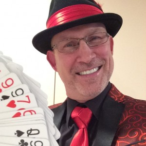 Robert Danger Byrd - Master Magician - Magician / College Entertainment in Houston, Texas
