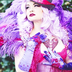 Dangrrr Doll - Burlesque Entertainment / Cabaret Entertainment in Raleigh, North Carolina