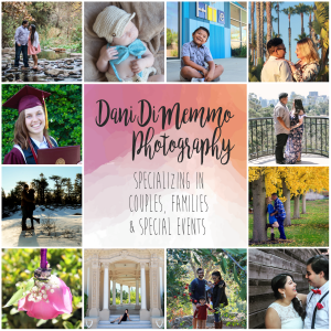 Dani DiMemmo Photography - Photographer / Portrait Photographer in San Diego, California