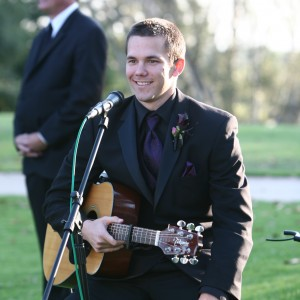 Daniel Cooper - Singing Guitarist / Wedding Singer in Cypress, California