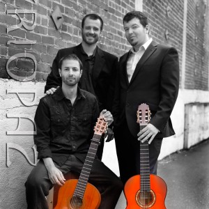 Daniel Fríes and Trio Paz - Latin Band / Classical Guitarist in Berkeley, California