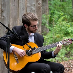 Daniel McDill - Classical Guitarist in Wake Forest, North Carolina