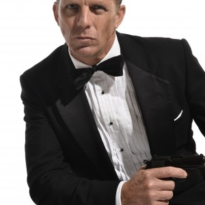 Daniel Craig Lookalike - James Bond Impersonator / Look-Alike in Athens, Georgia