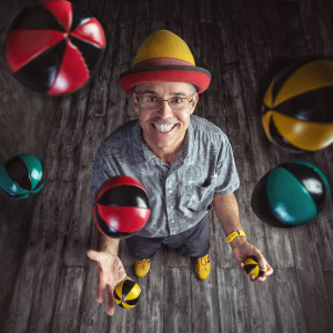 Dan Kirk - Juggler / Balloon Twister in Menasha, Wisconsin