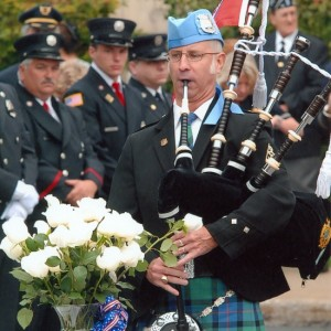 Danne Farrell - Bagpiper - Bagpiper / Celtic Music in Buffalo, New York
