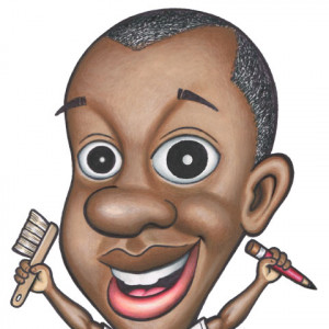 Danny Gordon Art - Caricaturist in Oklahoma City, Oklahoma