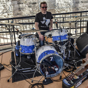 Danny Patterson - Drummer in Houston, Texas
